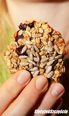Sto łyżek szczęścia: Ciasteczka owsiane bez mąki, cukru i tłuszczu