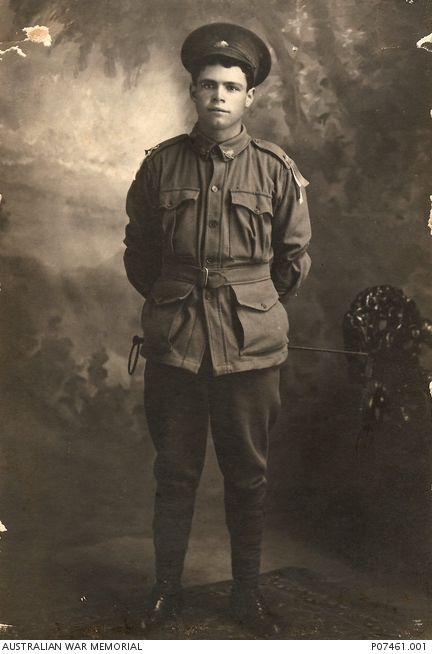 WWI, 24 April 1917. Pt Henry M Stanford was killed in action at Oosthove Farm near Ploegsteert Wood, Belgium.