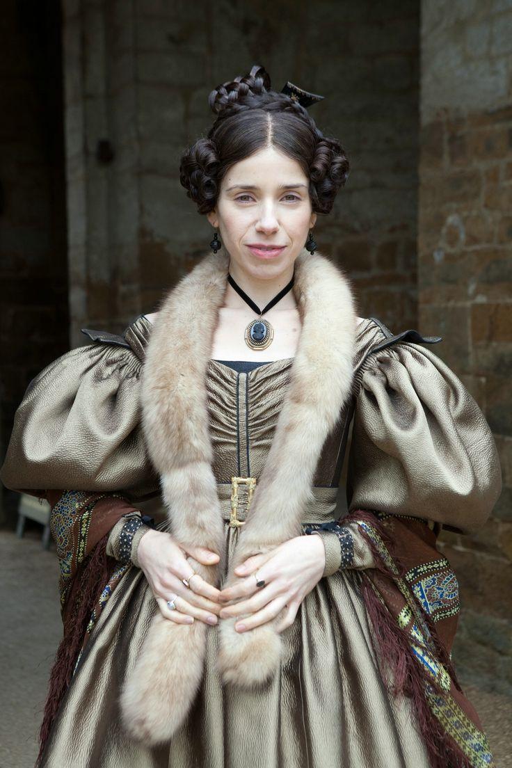 """Sally Hawkins as Mrs. Reed in """"Jane Eyre"""" (2011)"""