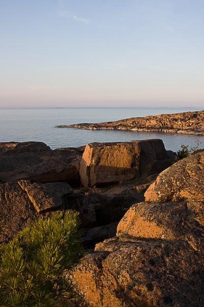 Archipelago. Åland, Finland.