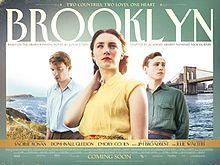 "Oscars 2016 - Nominadas a mejor actriz: Saoirse Ronan por ""Brooklyn"""