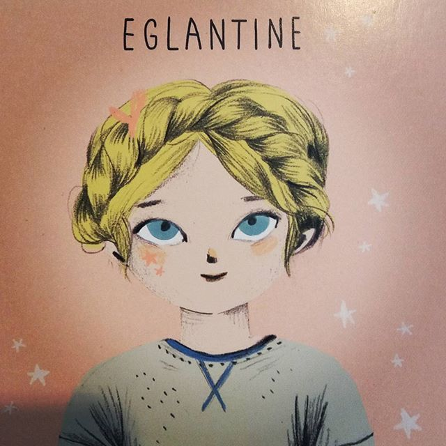 Muñeca Eglantine de Moulin_roty