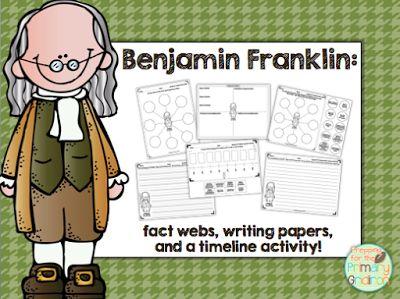 Benjamin Franklin Fact Fun