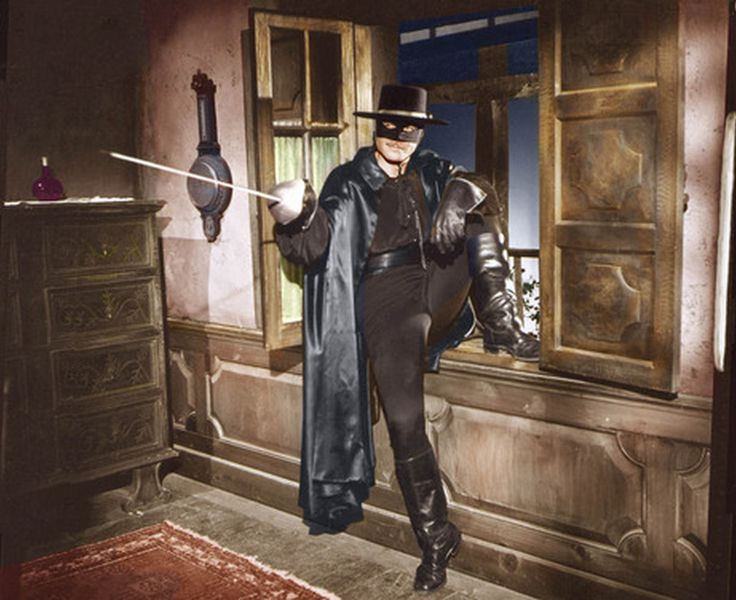 Image result for Guy Williams ZOrro