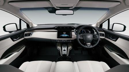 Honda Clarity Fuel Cell | Eco-Friendly Cars | Honda UK #eco-friendlycars