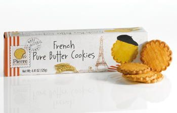 Pierre Pure Butter Cookies-Simpson & Vail, Inc