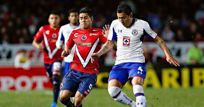 Ver partido Cruz Azul vs Veracruz en vivo -