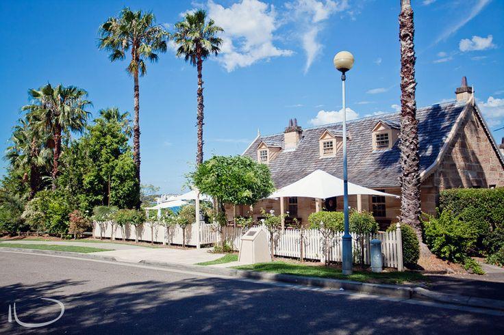 Banjo Paterson Cottage in Gladesville, Sydney #Gladesville #RockendCottage #RydeLocal #CityofRyde