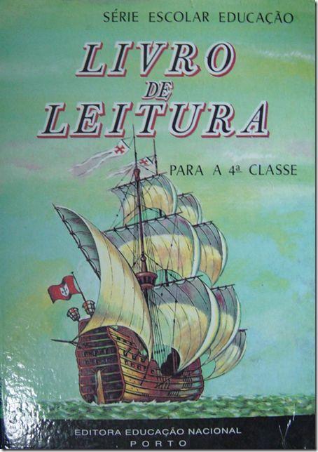o livro de leitura da quarta classe