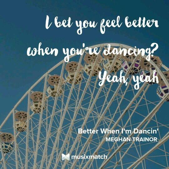 Better When I'm Dancin' - Meghan Trainor # 187