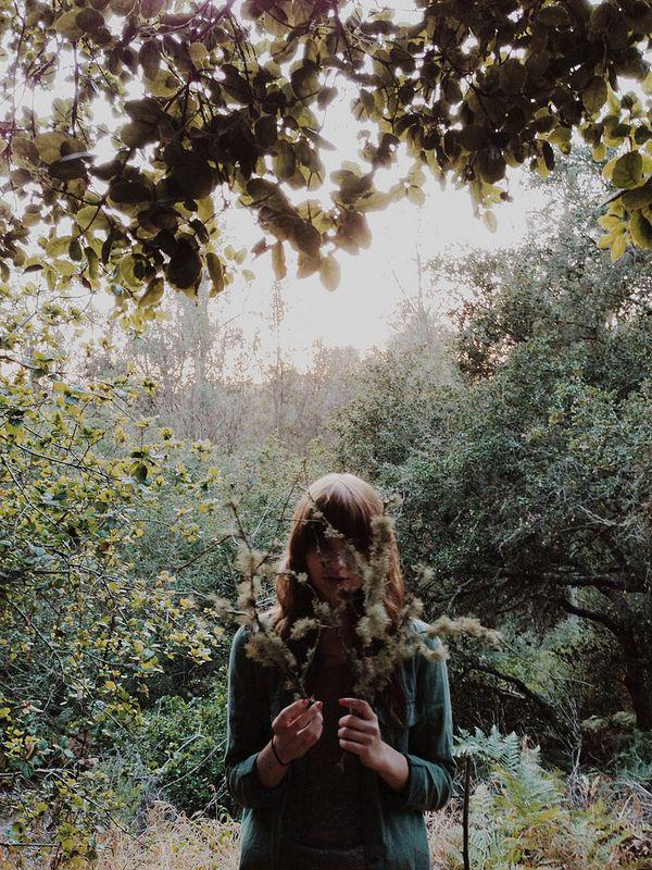 Kate's moss. The mesa, Arroyo Grande, California