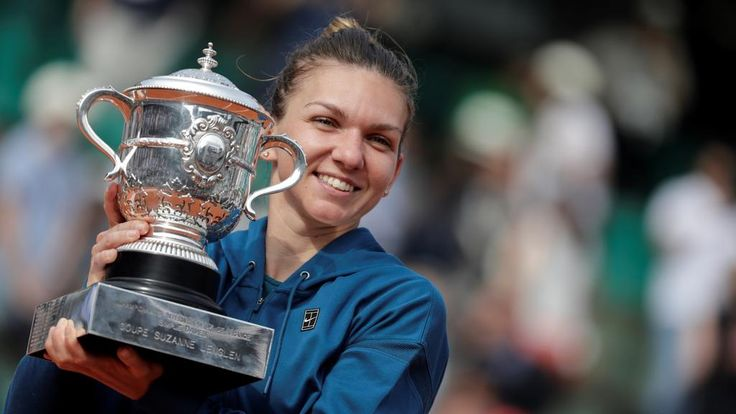 Roland Garros: Simona Halep dominates Sloane Stephens and wins his first Grand Slam!