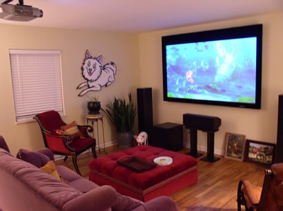 12 best Living Room Theater images on Pinterest | Home movie ...