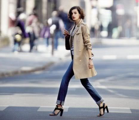 Crash Course In French Dressing 8 How To Be Parisian Chic