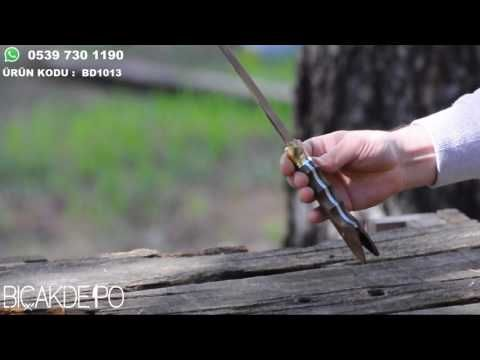 Av Bıçağı BD1013 - YouTube