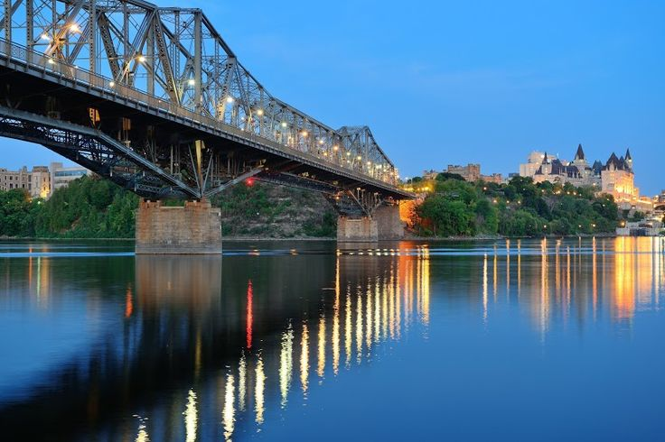 #Puente en #Ottawa #Viaja con #Despegar a conocerlo! #trip #bridge #travel #turismo