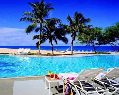 Hapuna Beach resort
