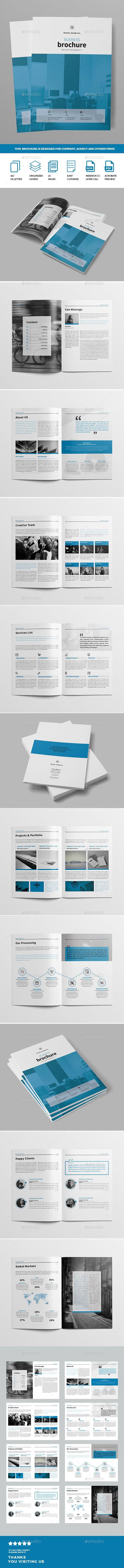 Brochure - Brochures Print Templates Download here : https://graphicriver.net/item/brochure/20139589?s_rank=132&ref=Al-fatih