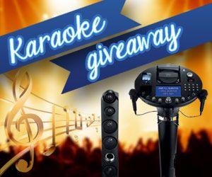 WomanFreebies: Karaoke Giveaway | Ends 10.19.13