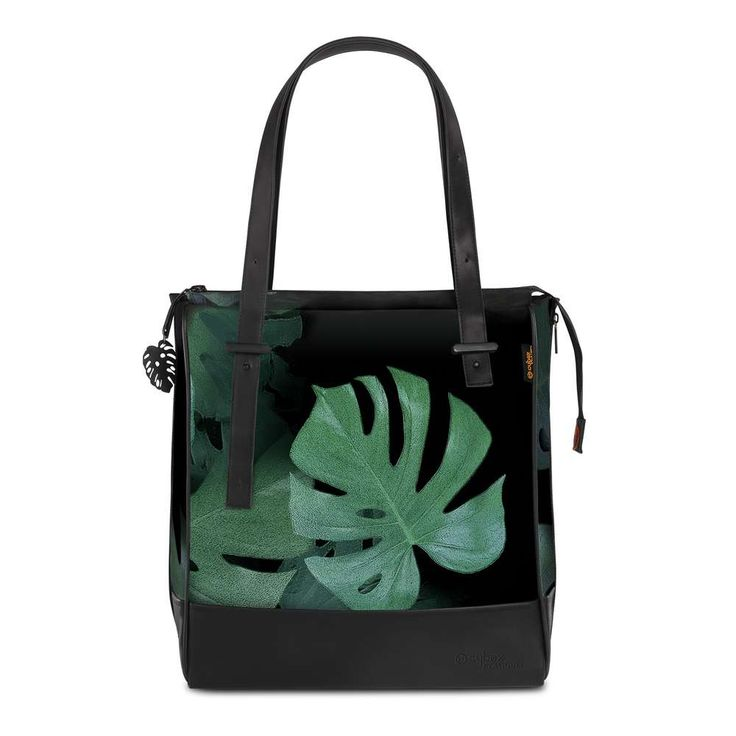 Birds of Paradise Fashion Collection Diaper Bag