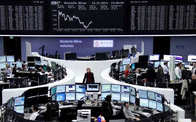 مباشر غلب الارتفاع على مؤشرات الأسهم الأوروبية في نهاية تعاملات اليوم الأربعاء مع صعود الأسواق العالمية وترقب نتائج Stock Market Equity Market Stock Exchange