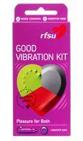 Los preservativos RFSU se fabrican según una normativa más rigorosa que la exigida por la Unión Europea (CE). Todos los preservativos RFSU son de látex natural, están lubricados y tienen depósito. Además, son aptos para veganos perque son de latex sin caseína.
