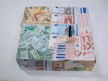 money money box