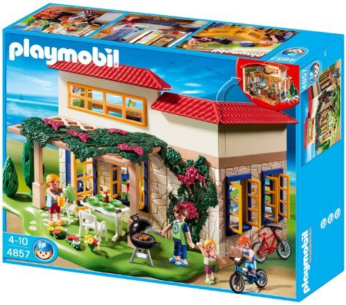 Playmobil – 4857 – Jeu de construction – Maison de campagne   Your #1 Source for Toys and Games