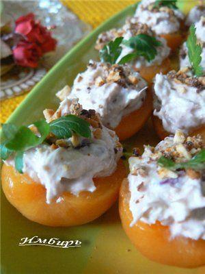 Мусс из тунца на абрикосах : Простые рецепты для вкусной жизни