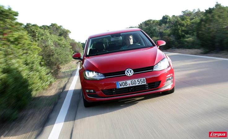 Essai de la nouvelle Volkswagen Golf VII