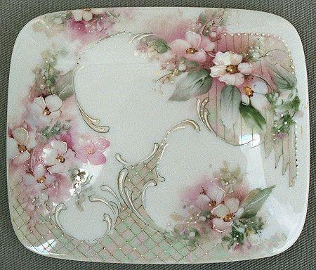 Celee Evans Porcelain 'Namel