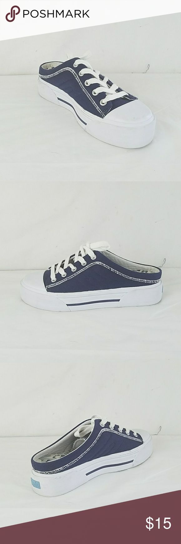 pre owned women's Keds open back shoes size 9 Keds women's low top sneakers open back  Size 9 keds Shoes Sneakers