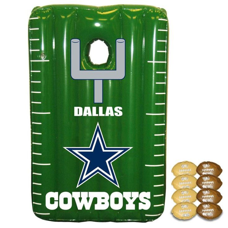 Dallas Cowboys Inflateable Team Toss Game