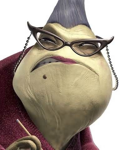 *ROZ ~ Monsters Inc., 2001