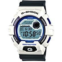 Now available on our store: Casio G Shock Tre... Check it out here! http://shirindiamond.net/products/casio-g-shock-trending-white-and-grey-resin-mens-watch-g8900sc-7?utm_campaign=social_autopilot&utm_source=pin&utm_medium=pin
