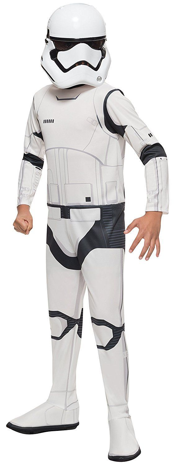 Star Wars: The Force Awakens Child's Stormtrooper Costume, Medium >>> Learn more by visiting the image link.