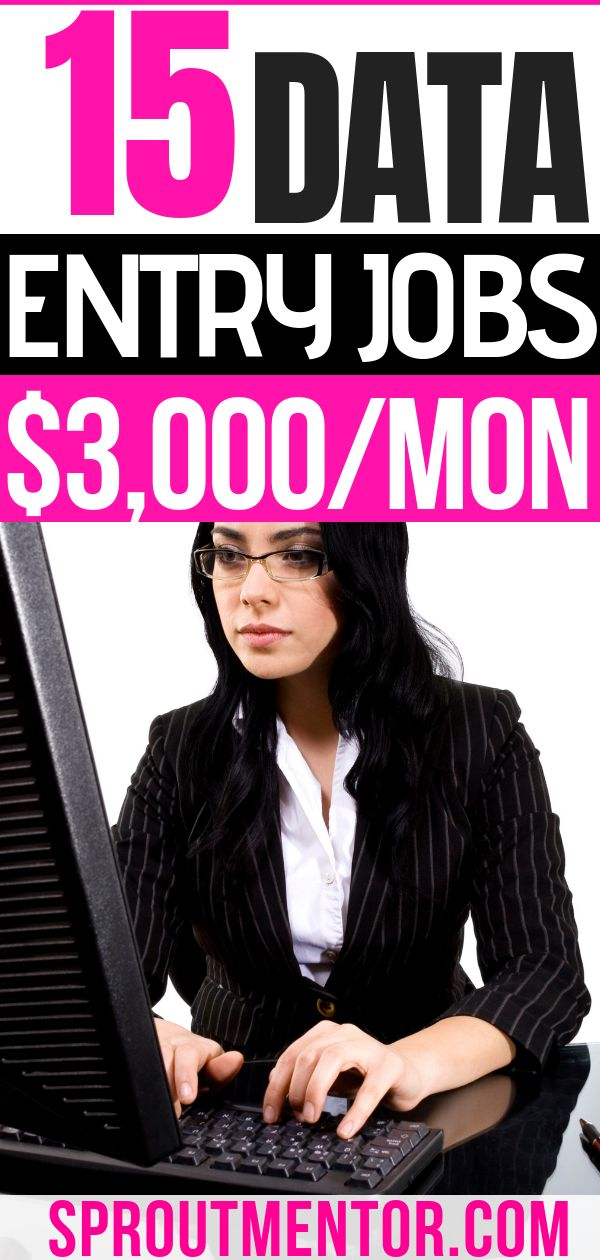 15 Legit Data Entry Jobs From Home, Totally Free!