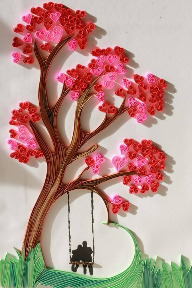 39 best Quilling e Origami images on Pinterest  Paper quilling