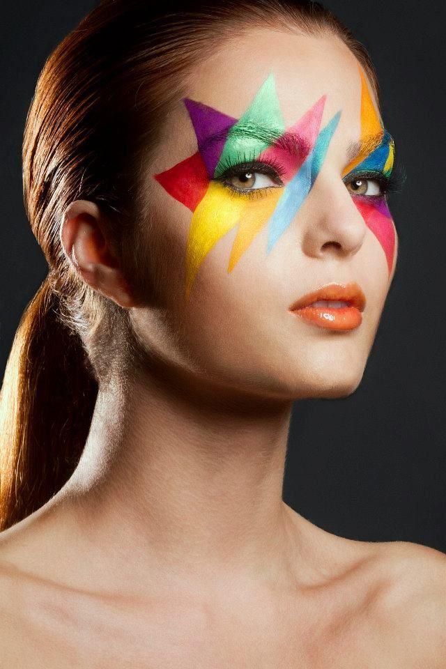 Kim Silber Body Paint