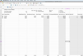 Creative Homemaker: Coupon Spreadsheet Template