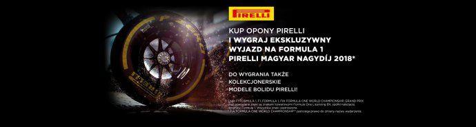 #Kup opony #Pirelli i #wygraj dwuosobowy pakiet wyjazdowy VIP FORMULA 1 PIRELLI MAGYAR :D Macie czas do 30 listopada ;)#pirelli #opony #konkursypromocyjne #formuła1