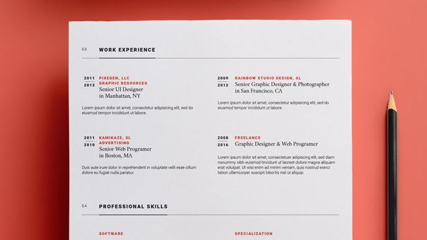 We dig out some of the best free resume templates that are perfect for getting you that next job.