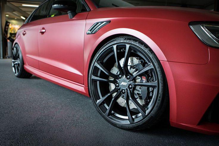 ABT Audi RS3 Photos