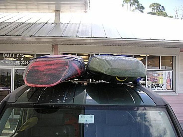 How to Safely and Securely Strap Two Kayaks to a Roof Rack
