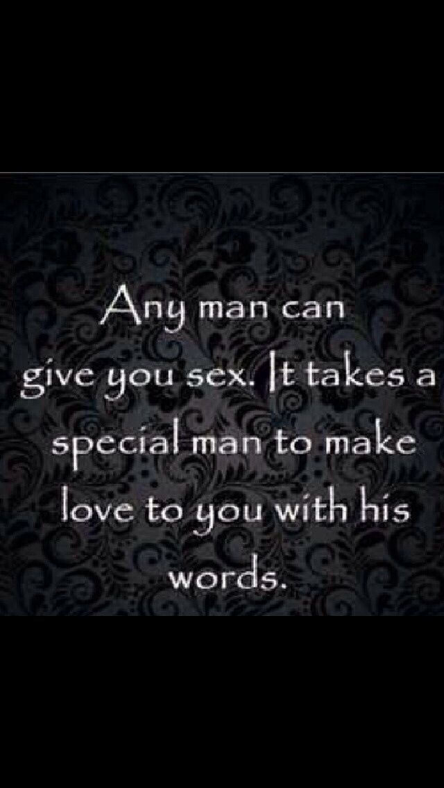 Exactly!  The largest sexual organ in the body, is the brain. Doesn't it stand to reason that women , whom for the most part are very verbal creatures, would find the spoken words to be highly stimulating to the point of being an aphrodisiac?...just saying...