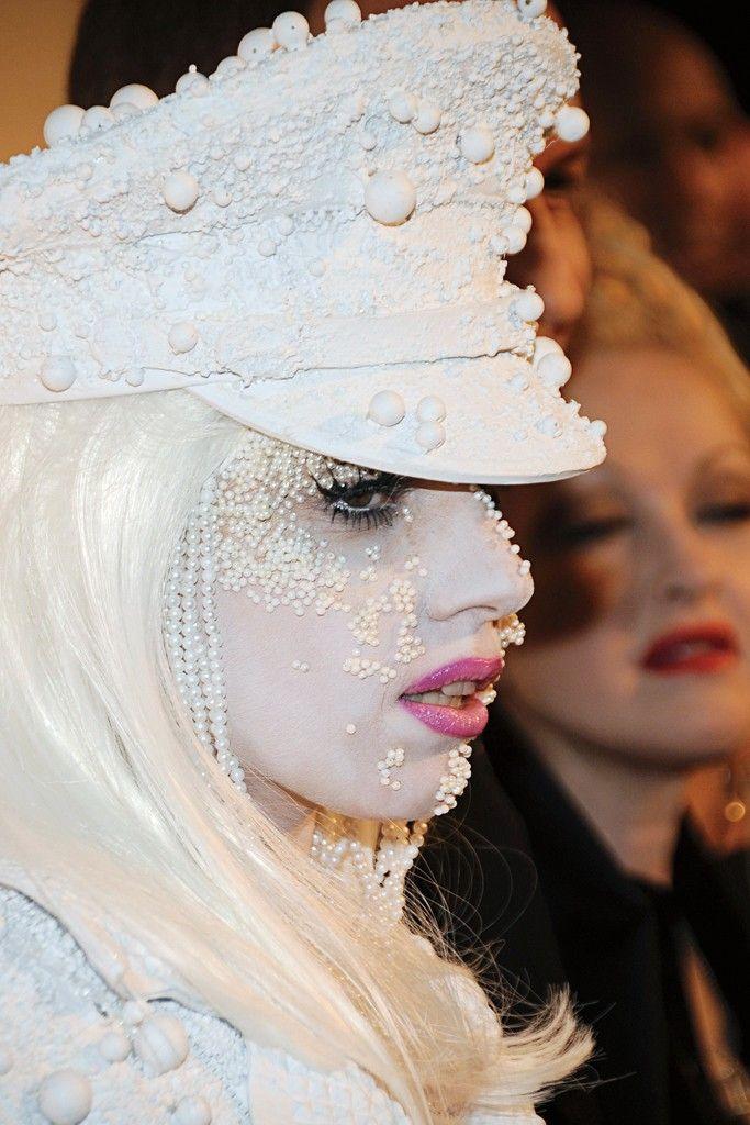 Lady Gaga, 2010.