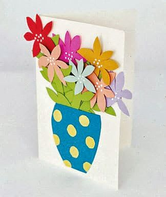165 best images about paper punch crafts on pinterest for Cb flowers and crafts