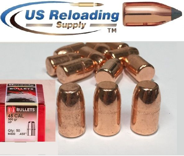 45-70 Bullets for Reloading with Free Shipping For Sale, 300