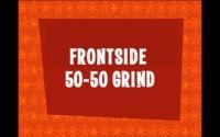 Mais uma manobra e mais uma produção Retro Trick-a-Day e hoje é Frontside 50-50 Grind e os professores são Tony Hawk e Brian Sumner, 50-50 é clássica e é a base para varias outras manobras então segue vídeo top pra aprender.