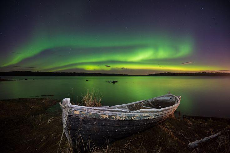 Что такое северное сияние, как его увидеть и сфотографировать?: dementievskiy